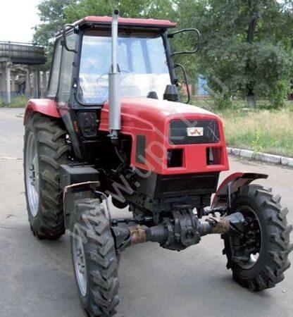 Липецкий тракторный завод (Липецк) / Заводы   450x416
